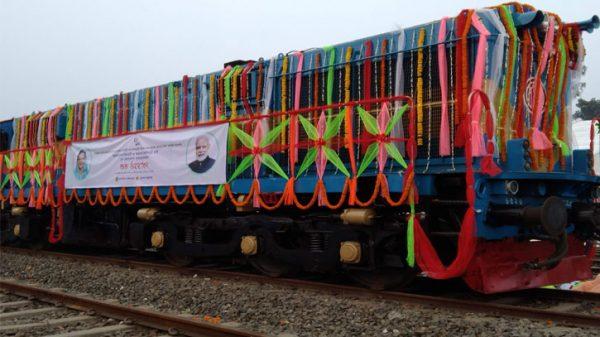 রেল যাবে শিলিগুড়ি, মোদি যাবেন টুঙ্গীপাড়া